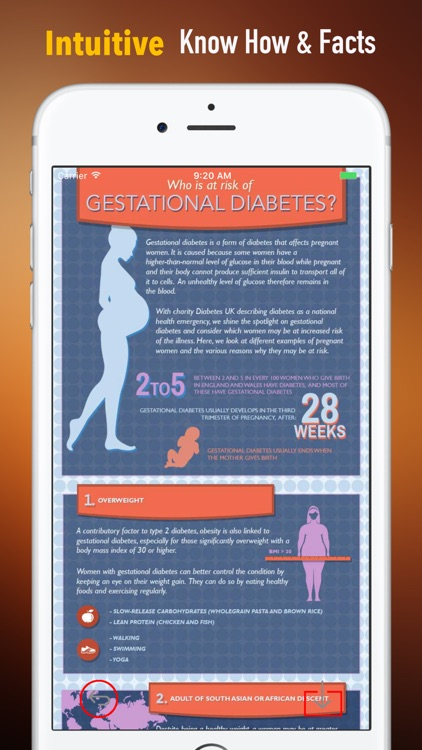 Gestational Diabetes Food: Self Help and Recovery