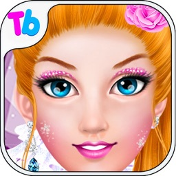 Girl's Wedding Day Makeover Makeup & Dressup Game