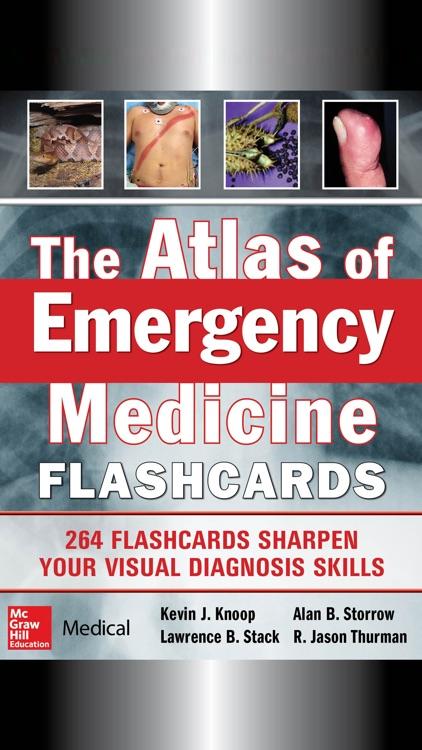 The Atlas of ER Flashcards