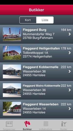 Fleggaard In De App Store