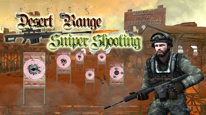 Desert Range Shooting WorldCup : sniper shooter