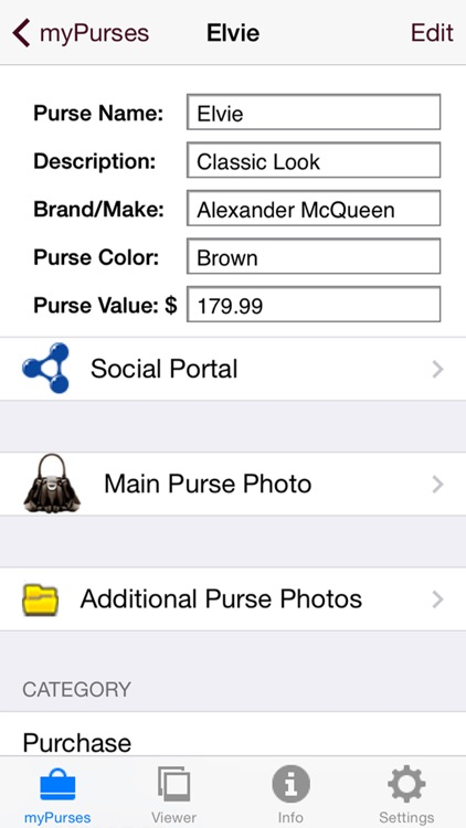 myPurses screenshot-2