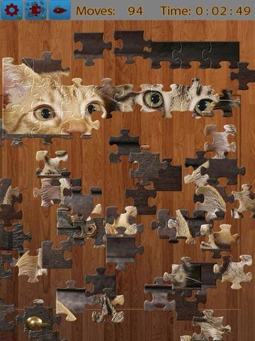 猫のジグソー パズルのおすすめ画像3