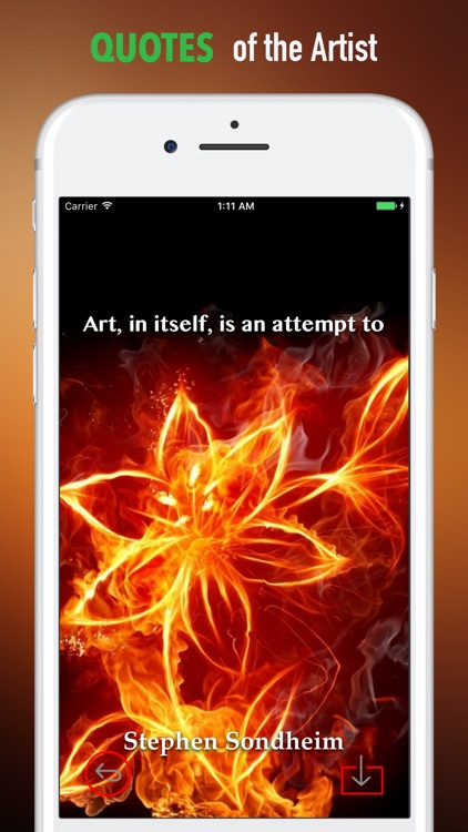 Cool Designs Wallpapers HD: Quotes with Pictures screenshot-3