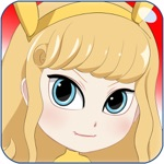 Anime Chibi Princess Fun Dress Up Games for Girls