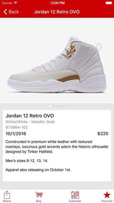 J23 - Jordan Release Dates and History app image