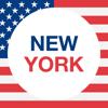 Nueva York - mapa sin conexión con guías de ciudad