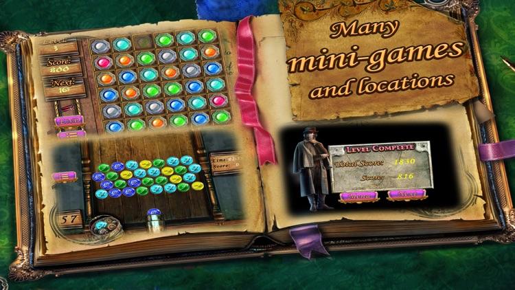 Hidden Object: Mystical Detective London screenshot-3