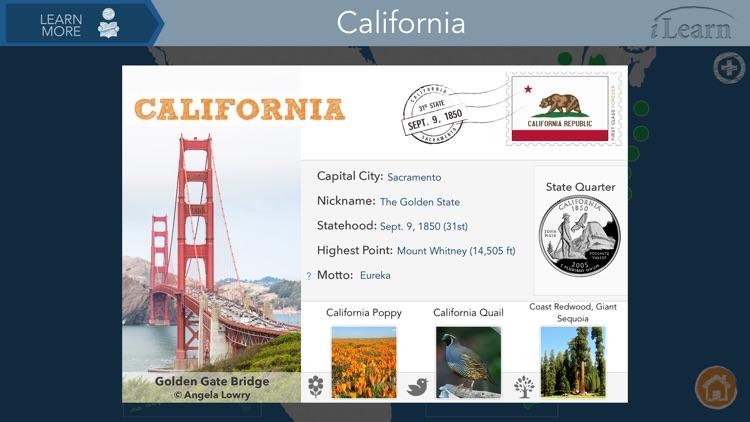 iLearn: US States screenshot-4