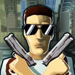 Gangster City Shooting - Sniper War 3D