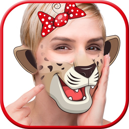 Cute Face Stickers – Cutest Face Changer Photo Montage Maker