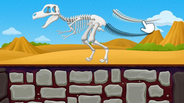 Dinosaur Park - Jurassic Simulator Games For Kids Screenshot