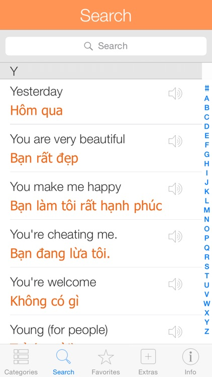 Vietnamese Pretati - Speak with Audio Translation screenshot-3