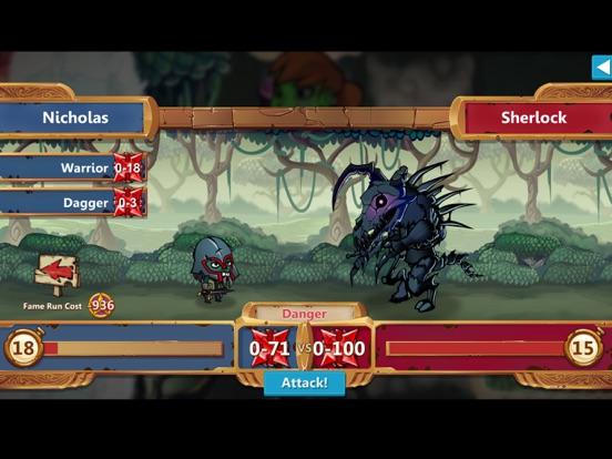 Screenshot #2 for Hero Generations