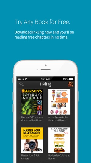 Ebooks by inkling on the app store screenshots fandeluxe Image collections