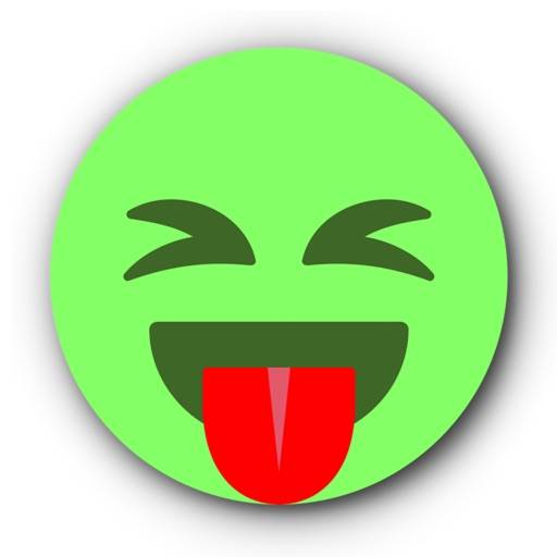 GREEN Emoji • Stickers for iMessage