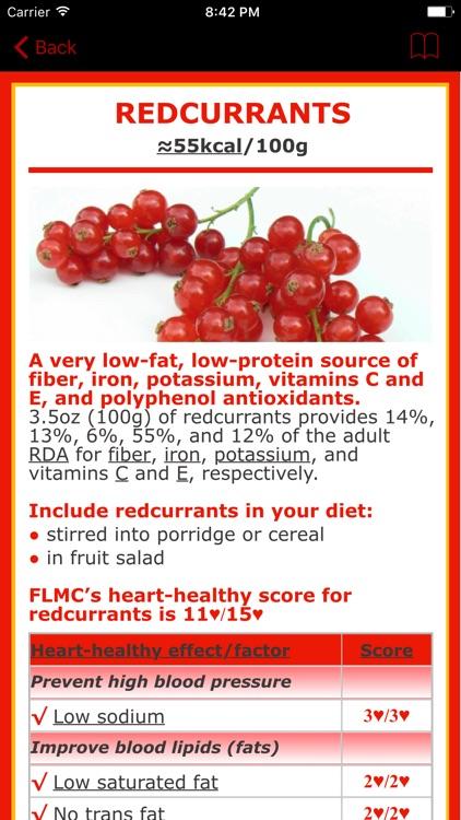 Nutrient Tracker: Fruits screenshot-4