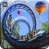 VR - Winter Tourist Roller Coaster Simulator Free