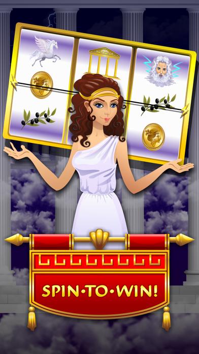 Zeus Epic Myth Slots - Free Play Slot Machine