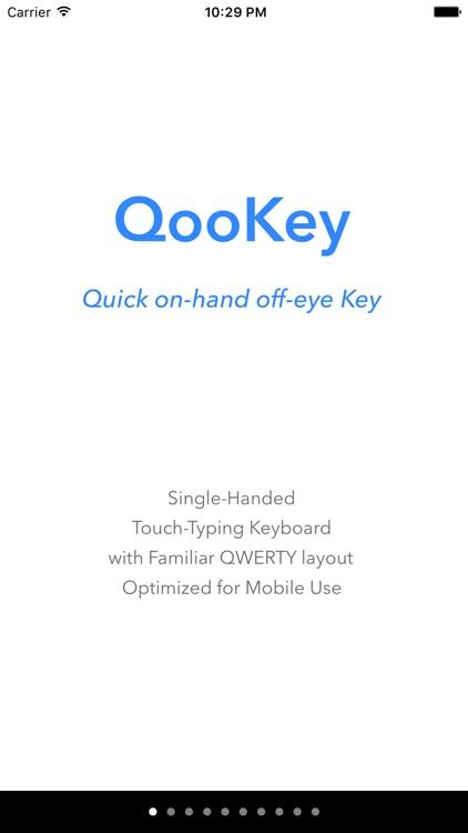 QooKey Keyboard screenshot-4