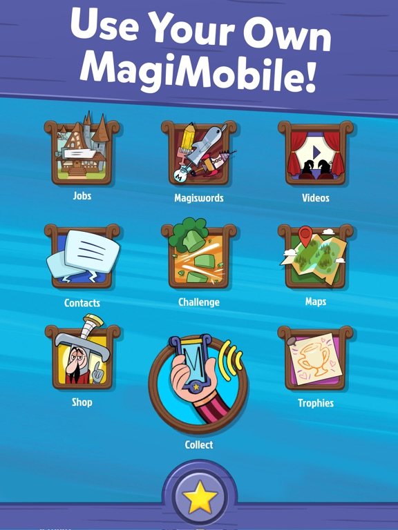 MagiMobile tablet App screenshot 3