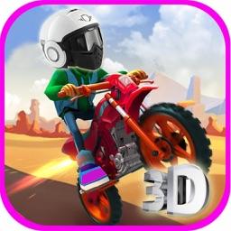Motocross racing games