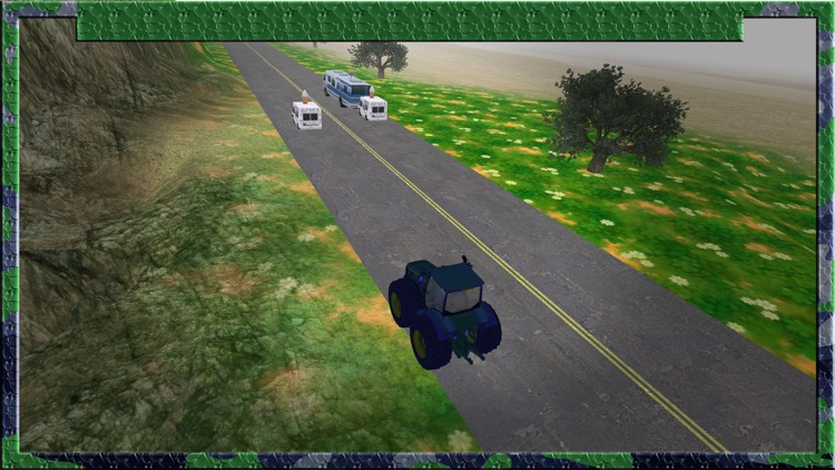 The Adventurous Ride of Tractor Simulation game