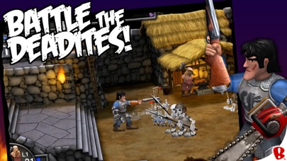 Army of Darkness Defense iPhone