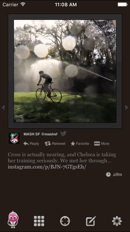 Vizible - Nearby Twitter Photos