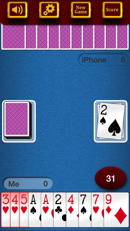 Gin Rummy Max Card game