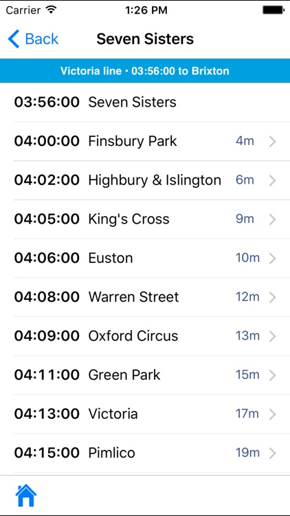 Tube Times screenshot-3