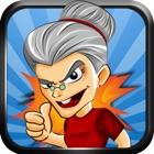 A Crazy Grandma Run - Gangster Injustice Quest 3 icon