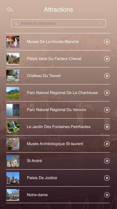 Grenoble Travel Guide screenshot three