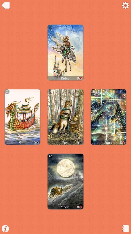 Fairy Tale Lenormand screenshot-4