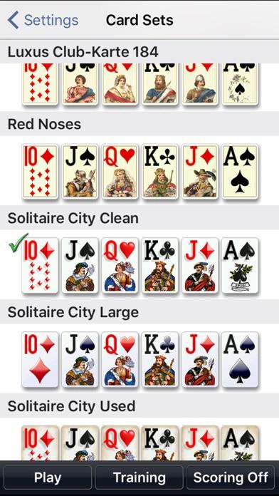 Solitaire City (Werbefrei)Screenshot von 5