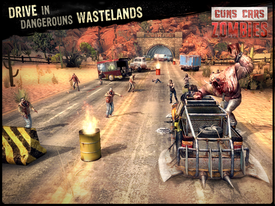 Guns, Cars and Zombies! screenshot 8