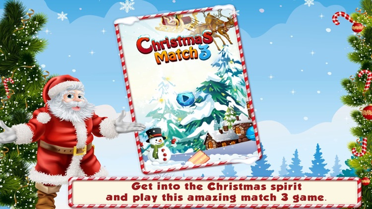 Match 3 Christmas Theme New Free Match Three Game screenshot-3