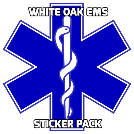 White Oak EMS Sticker Pack