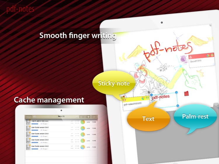 pdf-notes for iPad screenshot-3