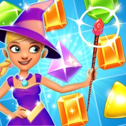 Magic Jewel Heroes 2-Best Jam of Match 3 Free Game