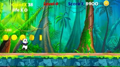 Panda Ninja Jungle Run - Tap To Pop And Collect Coins