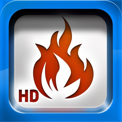 Fireplace HD+: Cozy virtual fire & tranquil sounds