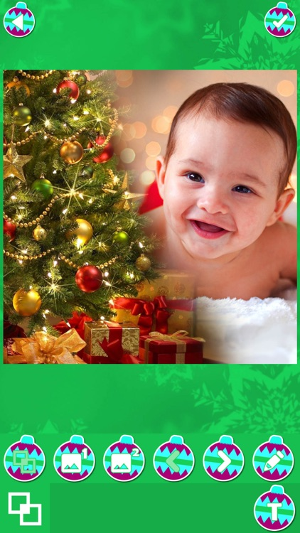 Christmas Photo Blender - Best Xmas Picture Editor screenshot-3