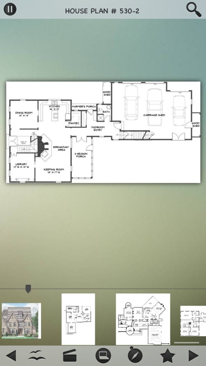 House Plans Volume 3 screenshot-1