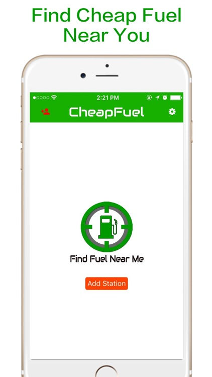CheapFuel - Cheap Fuel Nearby