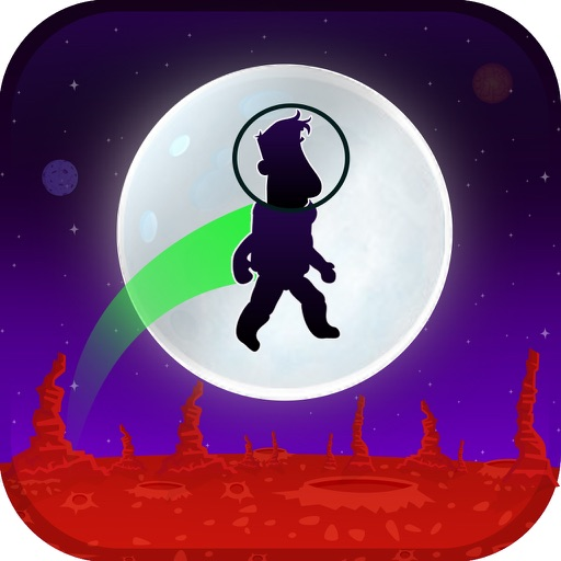 Astro Jump Mars Mission : Red Planet Fiction Star Warrior