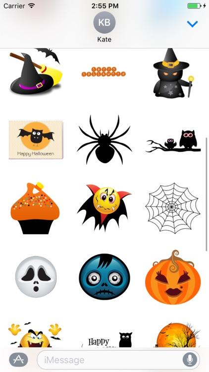 Halloween Sticker Pack++