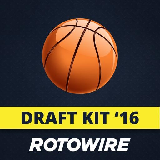 RotoWire Fantasy Basketball Draft Kit 2016