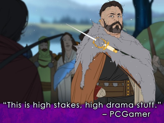 Screenshot #3 for Banner Saga 2
