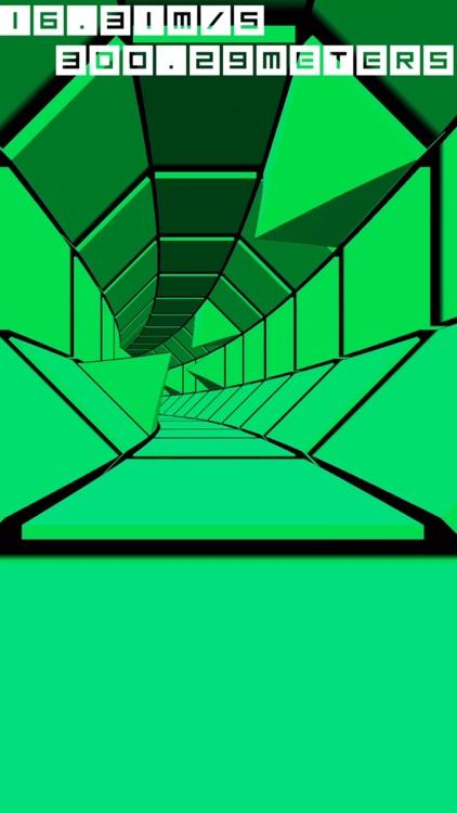 Inside The Tube - Tunnel Rush Madness screenshot-0